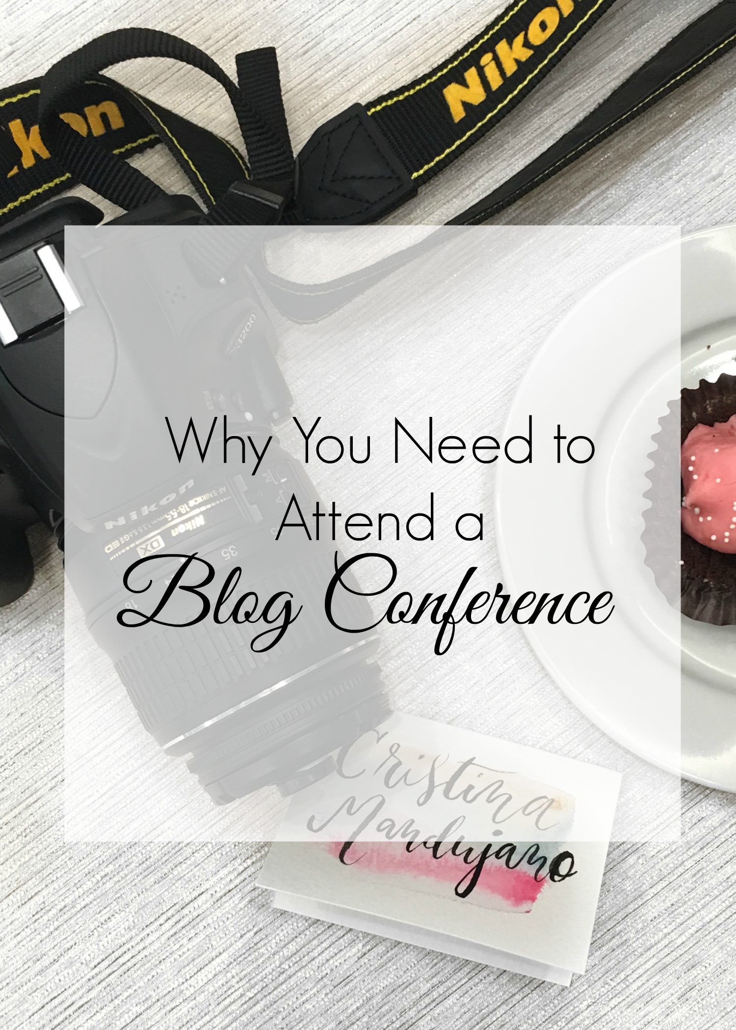 why you should attend a blog conference and how it can help your blogging