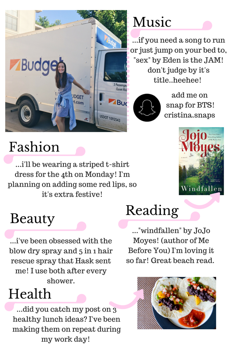The Monthly Mag: 4th of July Fashion, Beach Reads, and More