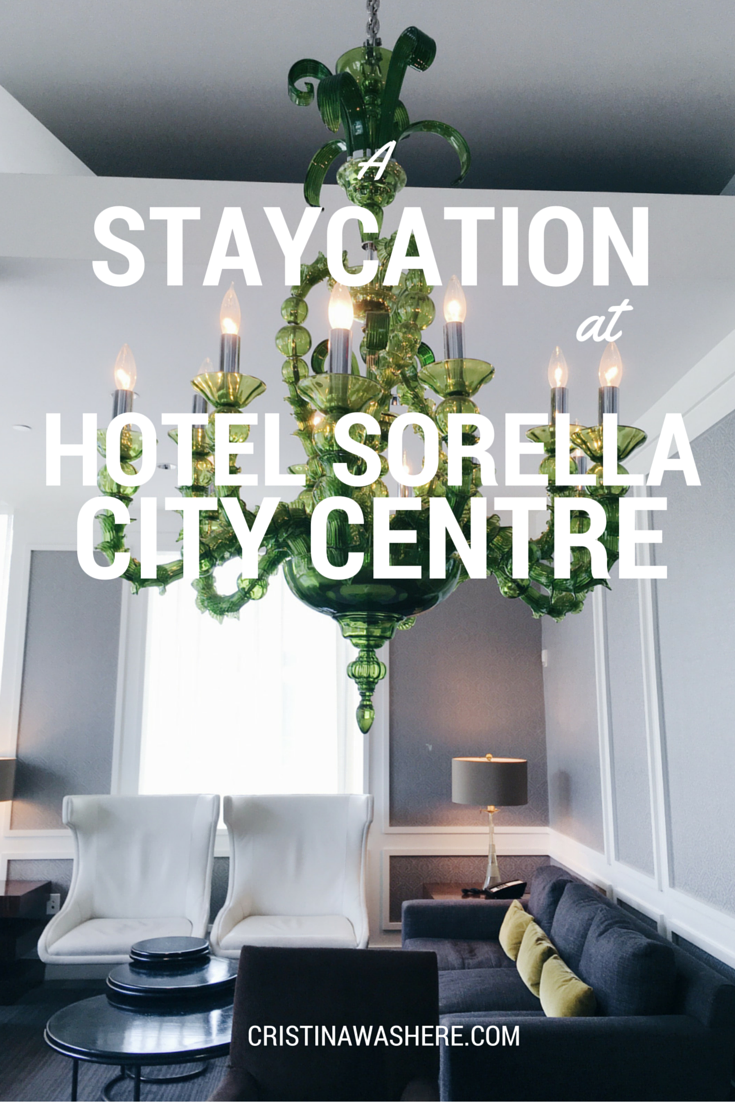 A Staycation at Hotel Sorella City Centre