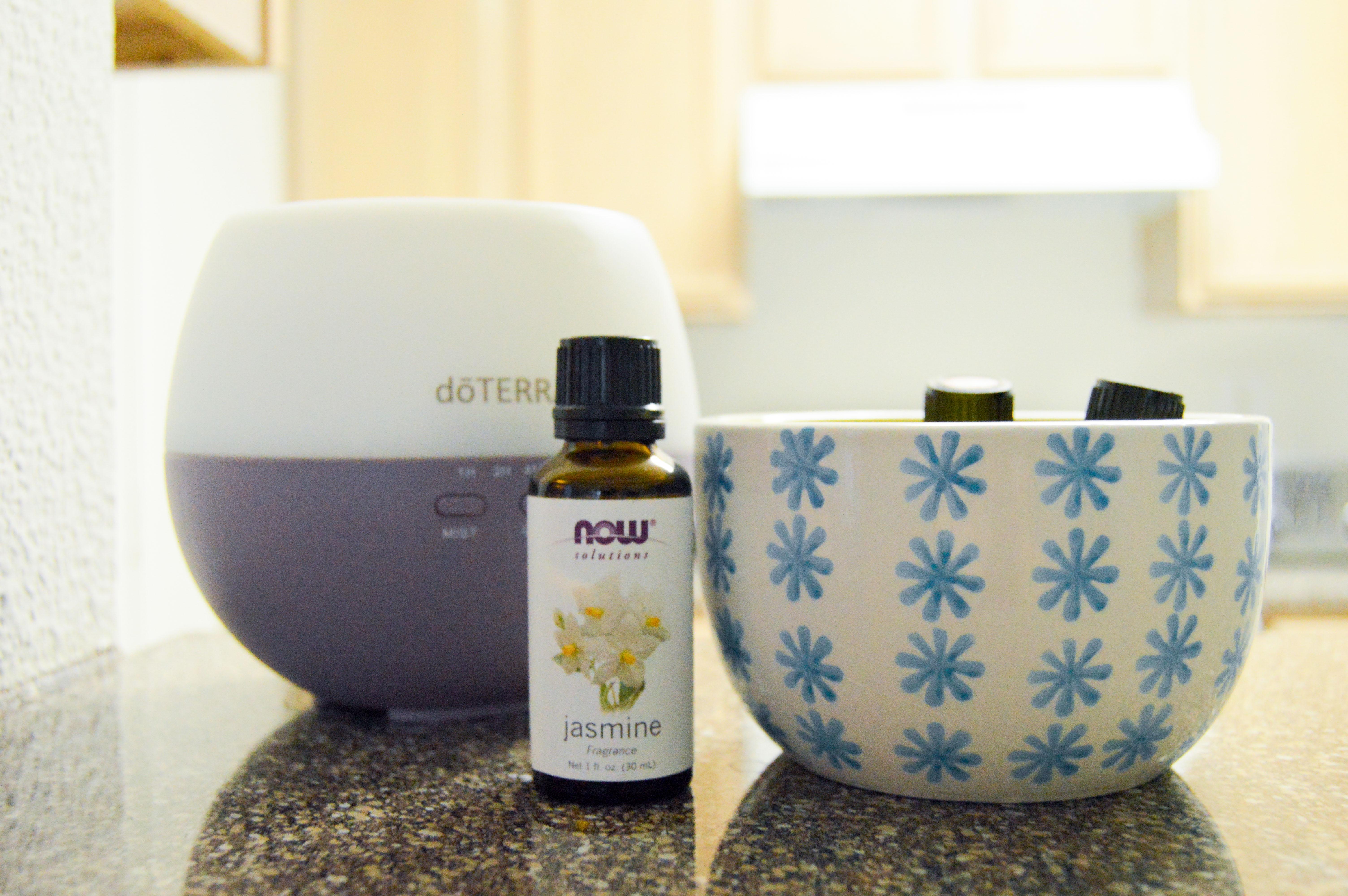 doterra essential oils diffuser