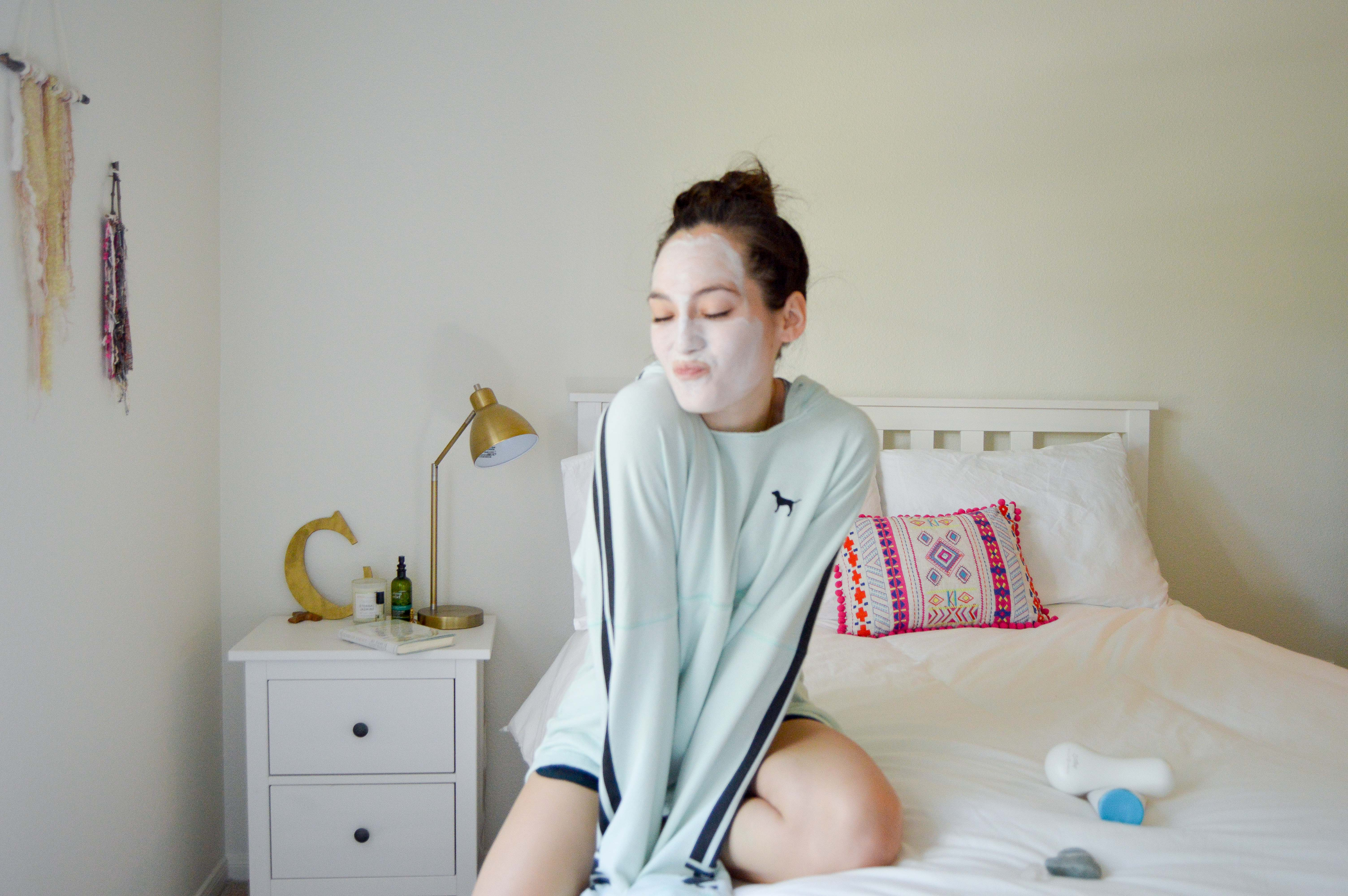 how to clear your skin, face mask