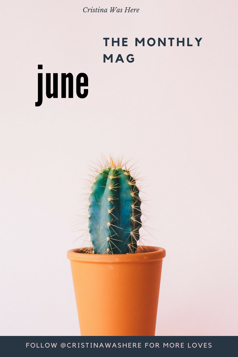 The Monthly Mag: June Edition