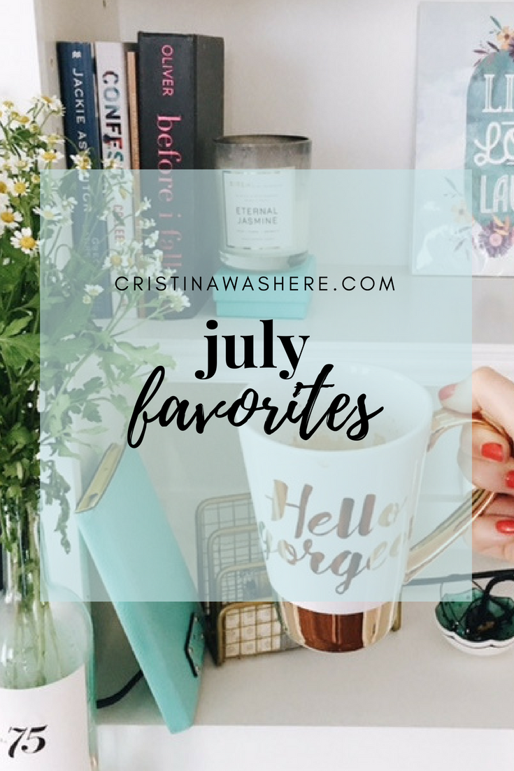 July Favorites: Trader Joes, Journaling, and More!