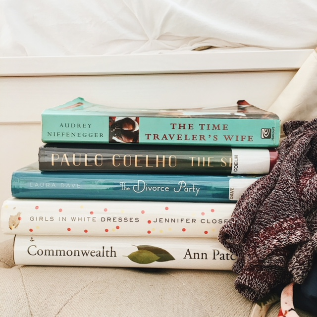Recent Fall Reads + Why You Need a Library Card