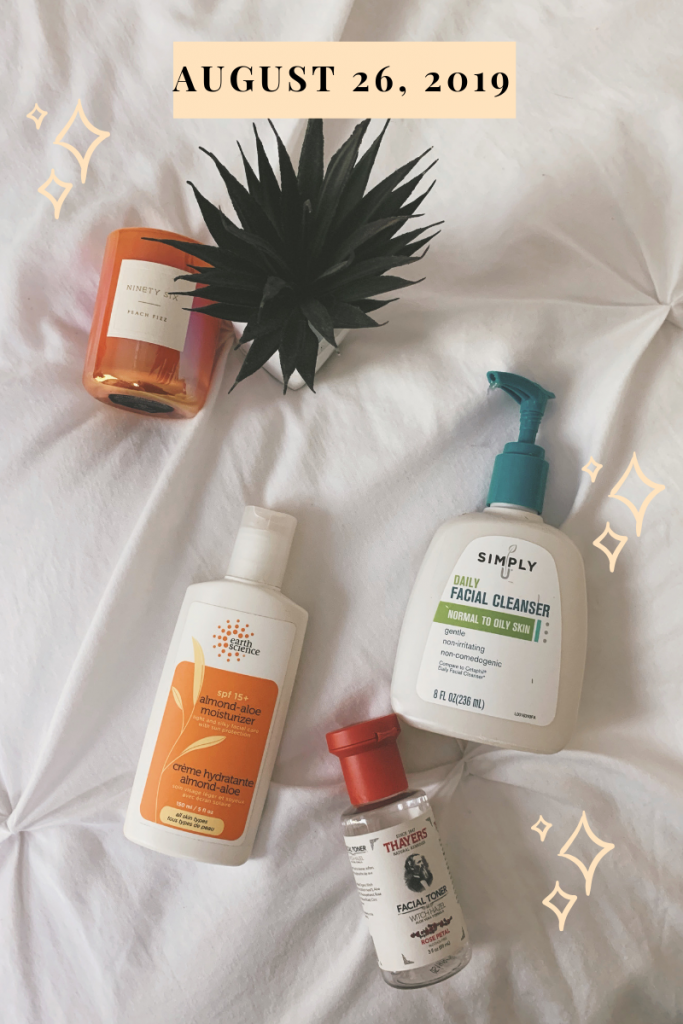 My Low-Cost, High-Reward Skincare Routine