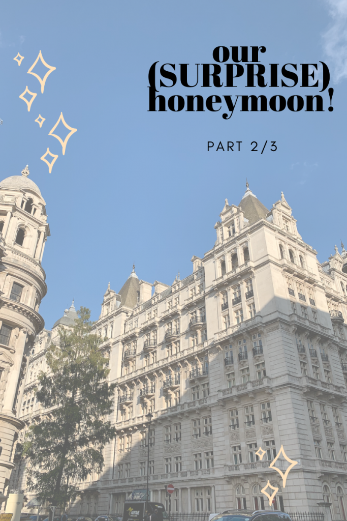 My Husband Planned a Surprise Honeymoon – Part 2