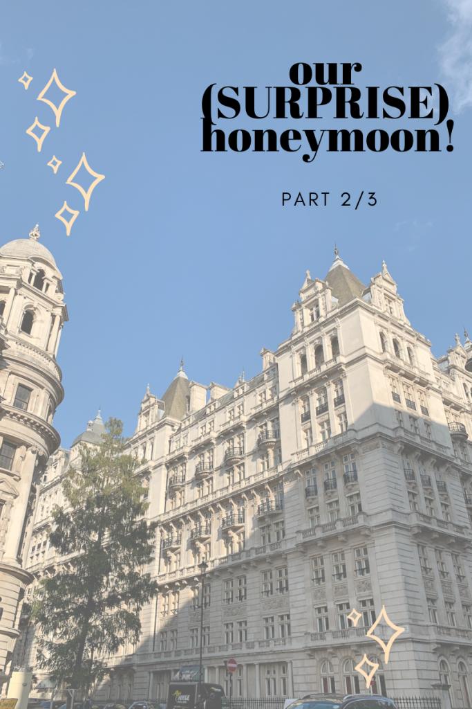 My Husband Planned a Surprise Honeymoon – Part 2