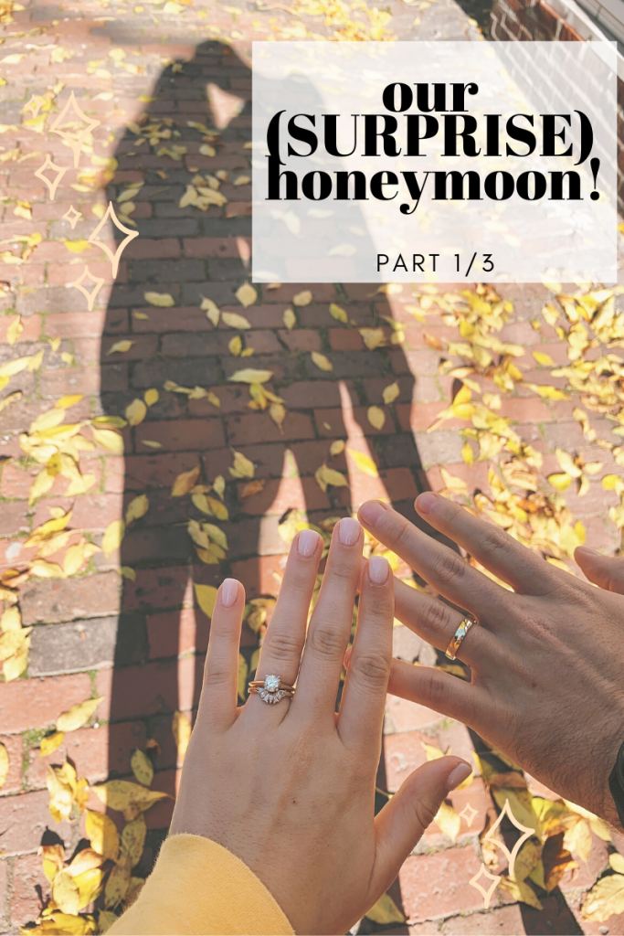 My Husband Planned a Surprise Honeymoon – Here's What Happened